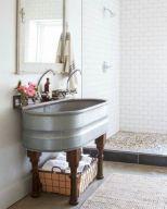 Rustic farmhouse bathroom ideas you will love (2)