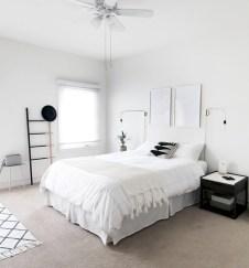 Scandinavian bedroom ideas for small apartment 39