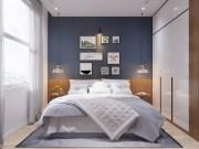 Scandinavian bedroom ideas for small apartment 51