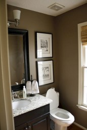 Simple bathroom ideas for small apartment 01