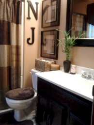Simple bathroom ideas for small apartment 41