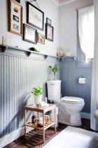 Simple bathroom ideas for small apartment 47