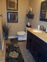 Simple bathroom ideas for small apartment 48
