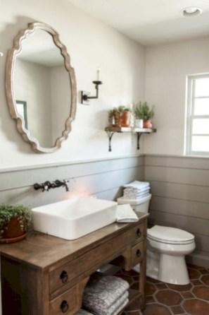 Simple bathroom ideas for small apartment 51