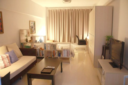 Simple decor that so perfect for rental apartment (21)