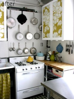 Simple decor that so perfect for rental apartment (23)