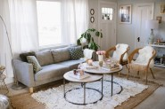 Simple decor that so perfect for rental apartment (29)