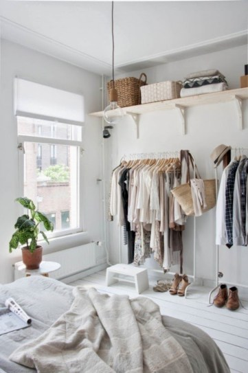 Simple decor that so perfect for rental apartment (51)