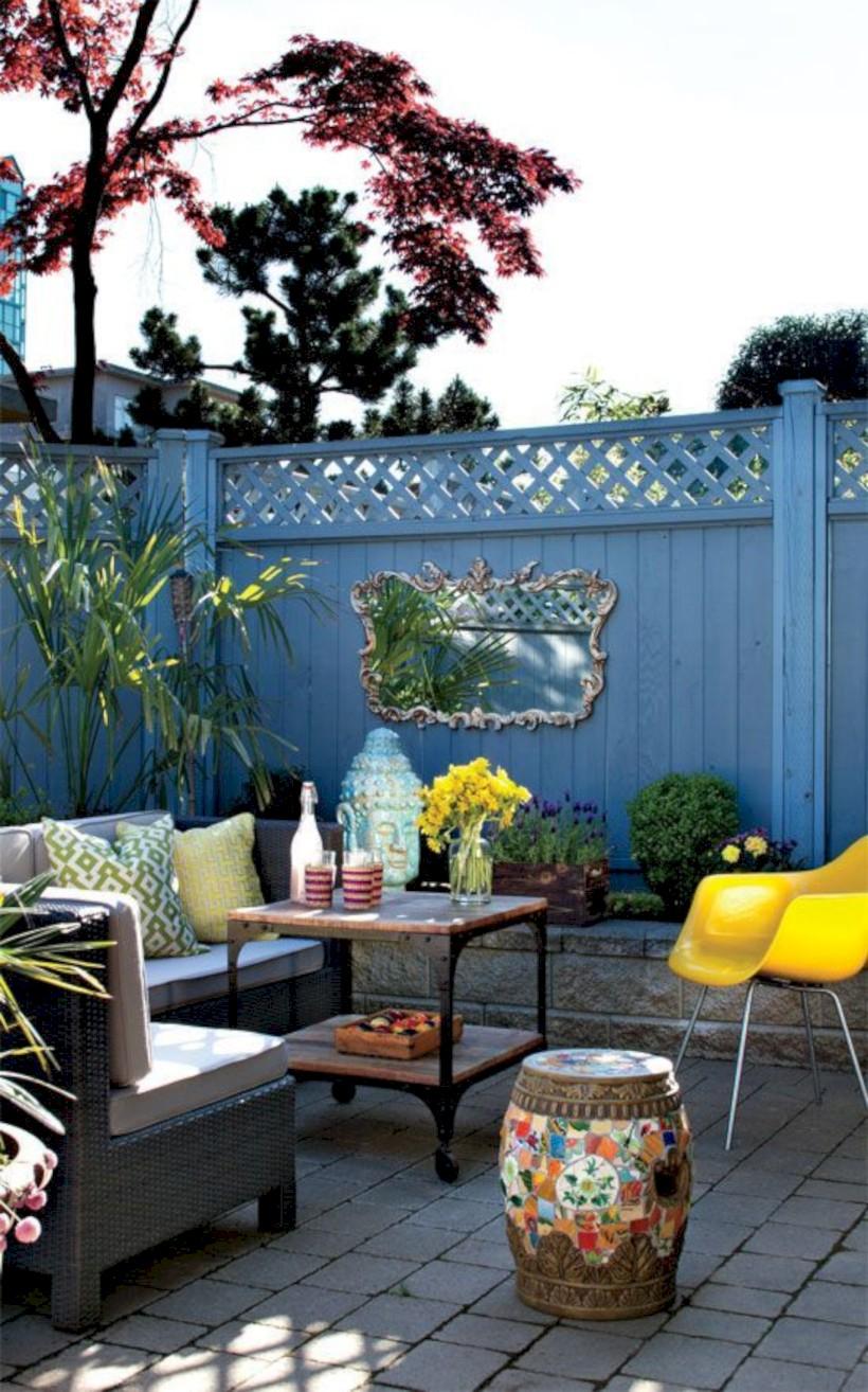 Simple patio decor ideas on a budget (2)
