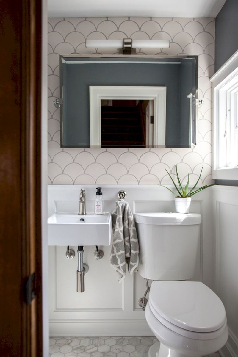 Small bathroom ideas on a budget (12)