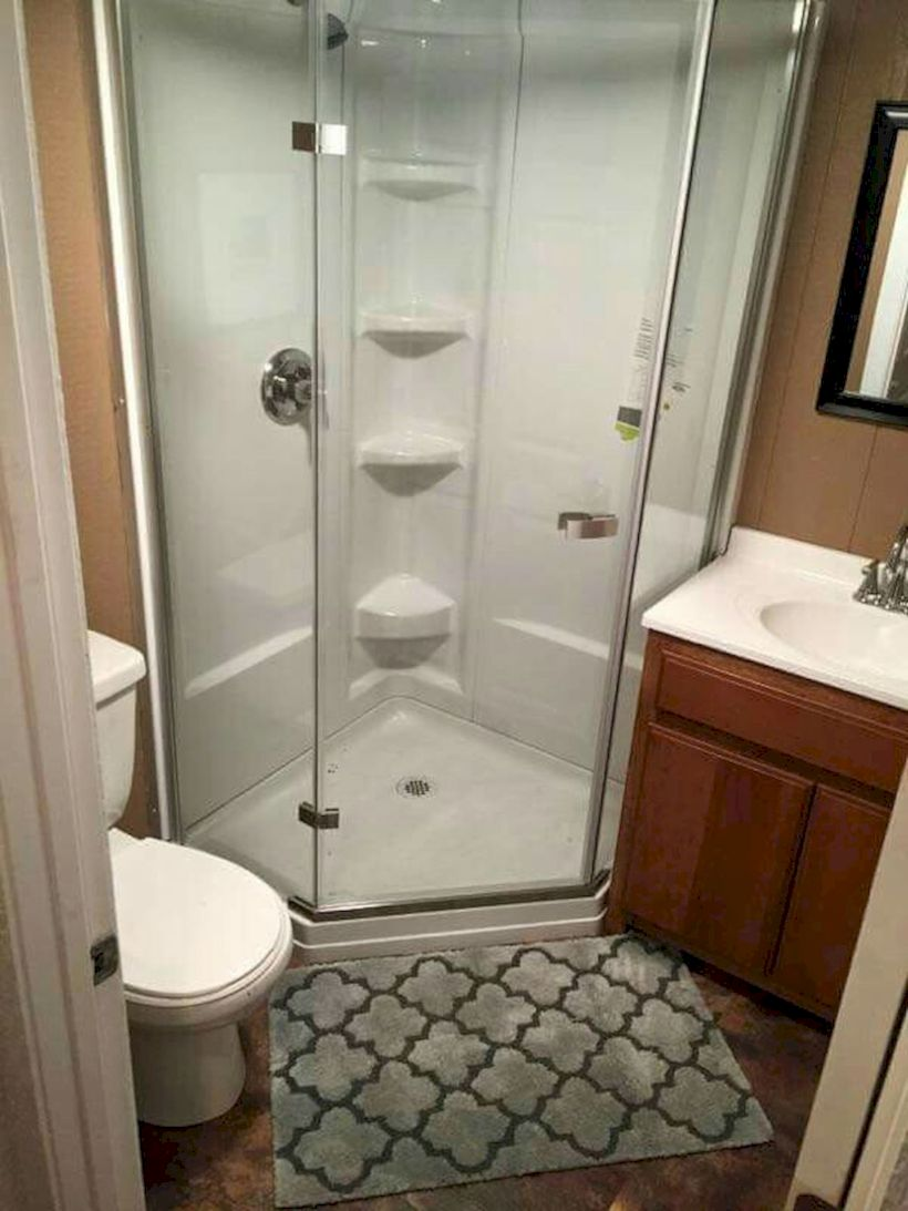 Small bathroom ideas on a budget (15)