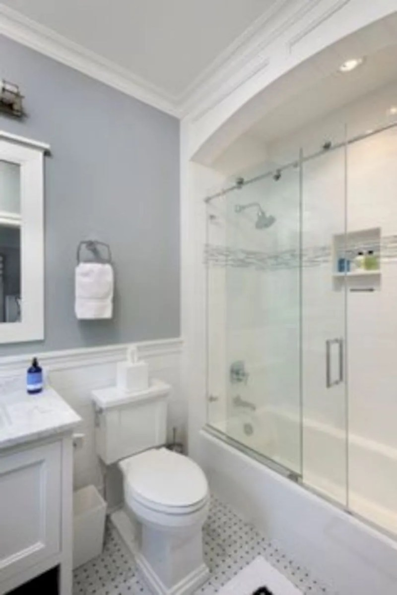 Small bathroom ideas on a budget (18)