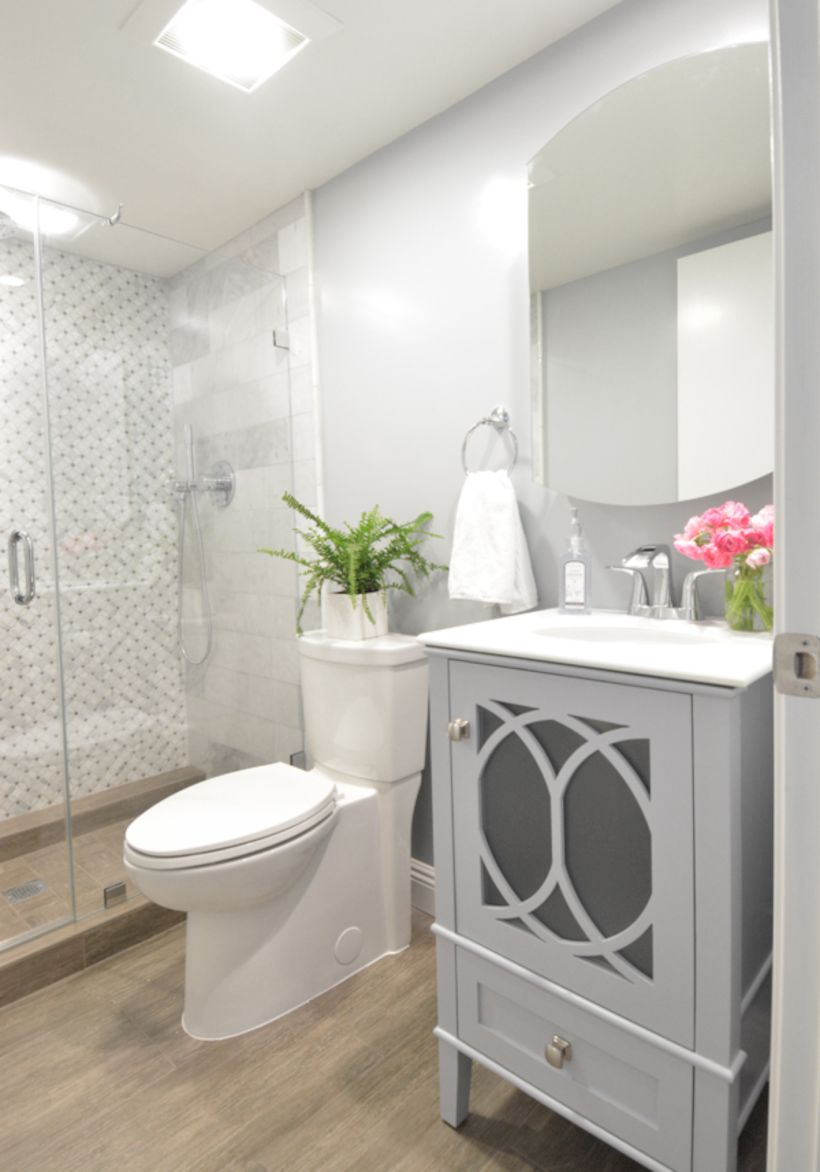Small bathroom ideas on a budget (28)