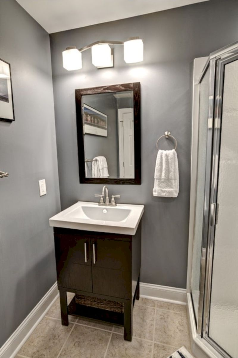 Small bathroom ideas on a budget (37)