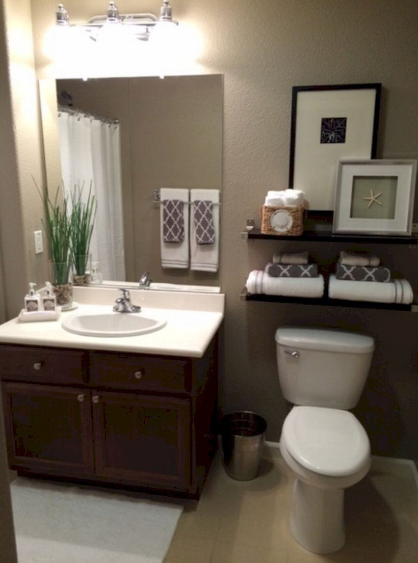 Small bathroom ideas on a budget (8)