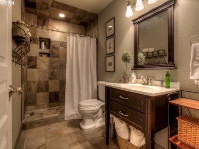 small country bathroom designs ideas 18 - Small Country Bathroom
