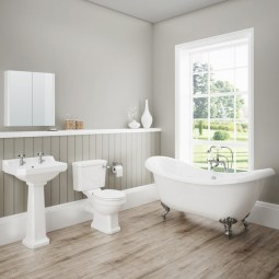 Small country bathroom designs ideas (25)