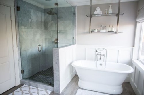 Small country bathroom designs ideas (44)