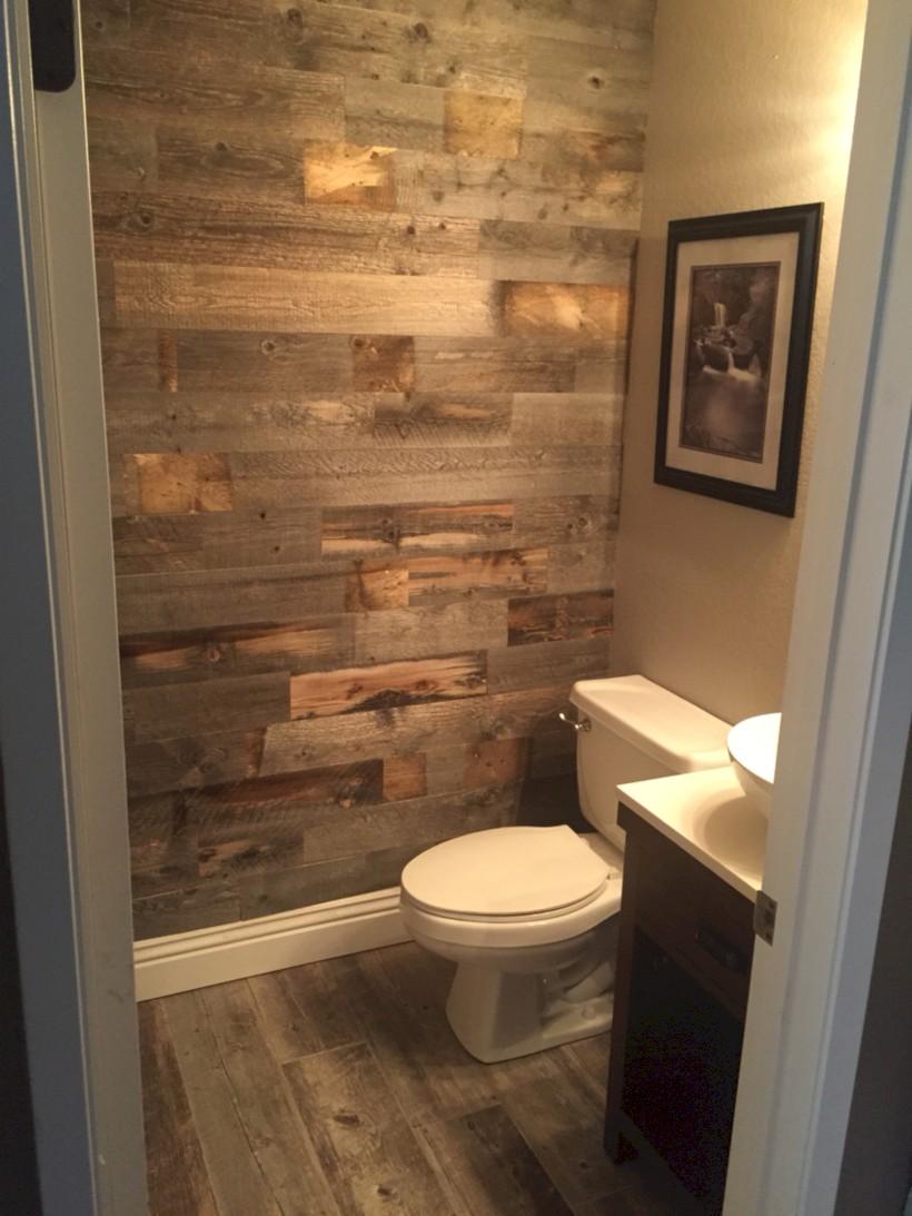 Small country bathroom designs ideas (49) - ROUNDECOR on Rural Bathroom  id=44313