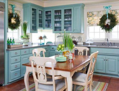 Stunning christmas kitchen décoration ideas 19 19