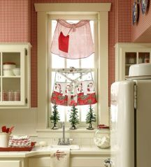 Stunning christmas kitchen décoration ideas 27 27