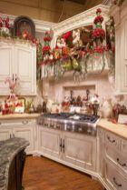 Stunning christmas kitchen décoration ideas 29 29
