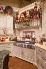 Stunning christmas kitchen décoration ideas 29 29