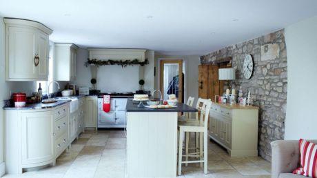 Stunning christmas kitchen décoration ideas 40 40