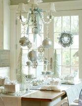 Stunning christmas kitchen décoration ideas 51 51