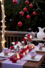 Stunning christmas table decorations ideas 02