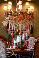 Stunning christmas table decorations ideas 03