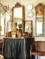Stunning rustic makeup vanity ideas 18
