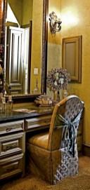 Stunning rustic makeup vanity ideas 49