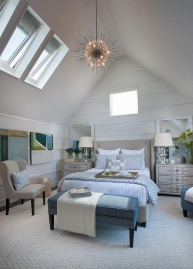 Stylish bedrooms with floor to ceiling windows 01