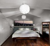 Stylish bedrooms with floor to ceiling windows 52