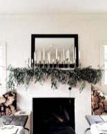 Stylish christmas décoration ideas with stylish black and white 20