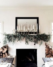 Stylish christmas décoration ideas with stylish black and white 20