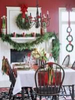 Stylish christmas décoration ideas with stylish black and white 42