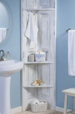 Unique diy bathroom ideas using wood (1)