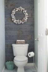 Unique diy bathroom ideas using wood (2)