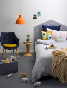 Unisex modern kids bedroom designs ideas 02