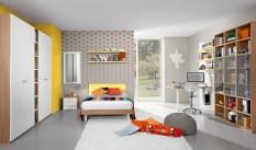 Unisex modern kids bedroom designs ideas 03