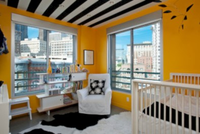 unisex modern kids bedroom designs ideas 06