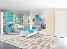 Unisex modern kids bedroom designs ideas 15