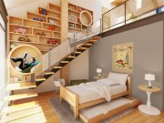 Unisex modern kids bedroom designs ideas 26