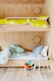 Unisex modern kids bedroom designs ideas 43