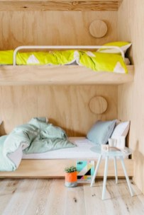 Unisex modern kids bedroom designs ideas 43