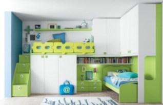 Unisex modern kids bedroom designs ideas 47