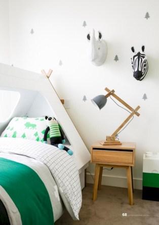 Unisex modern kids bedroom designs ideas 48