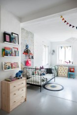 Unisex modern kids bedroom designs ideas 51